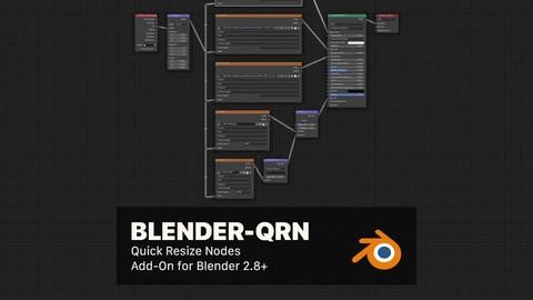 Blender QRN (Quick Resize Nodes)