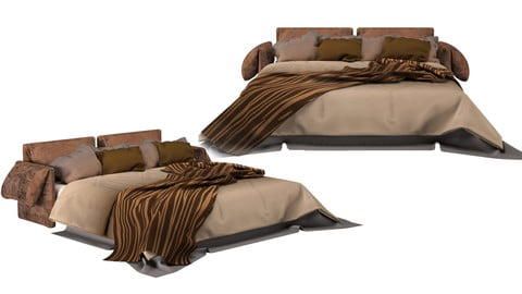 Edmond bed lugano