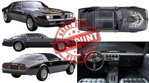 Pontiac Firebird Trans Am 1977