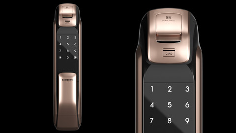 Samsung Digital Door Lock 01