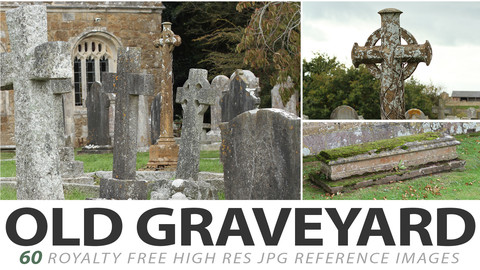 Old Graveyard - reference images