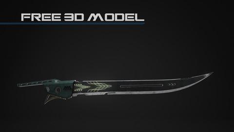 Free Willbreaker Blade