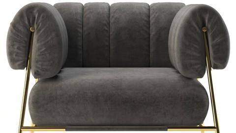 Tirella armchair