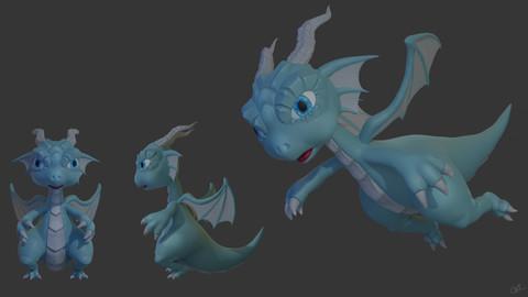 Dragon Chibi