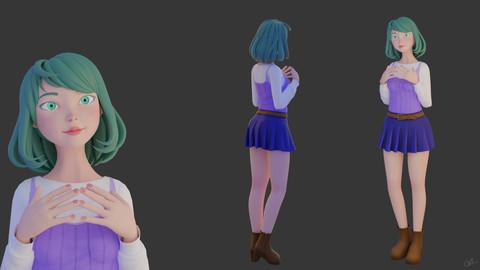 3d character 01