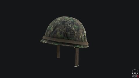WWII U.S Army Helmet SET