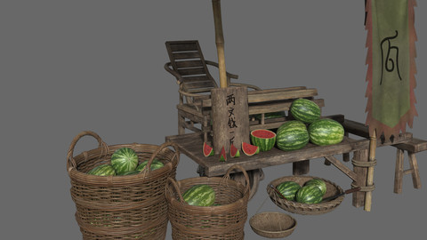 Watermelon Stand