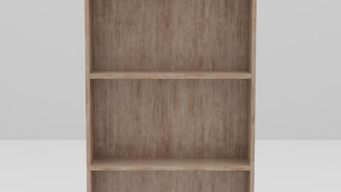 Simple Wooden Shelf