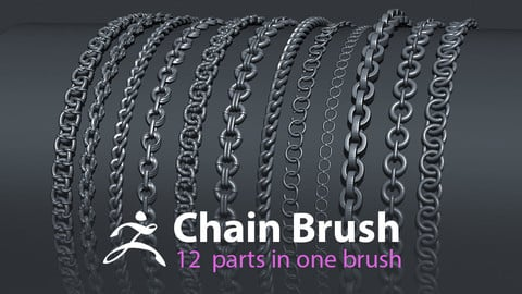 Chain Brush