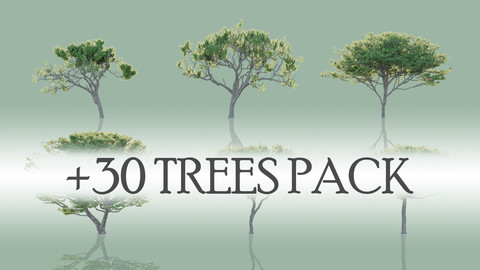 +30 Trees Pack