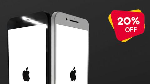 Iphone 7 plus Texture ( Substance Designer )