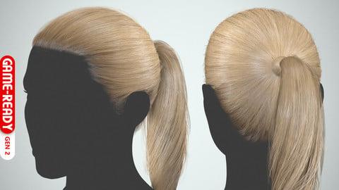 Hair - Ponytail - Gen2