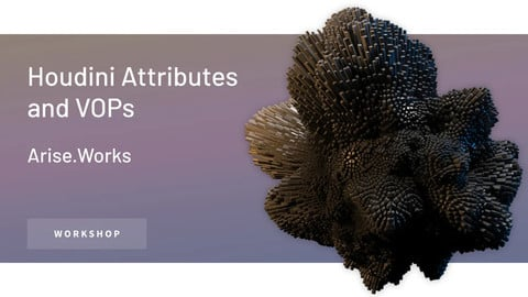 Houdini Attributes and VOPs Workshop