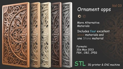Ornament opps Vol 03