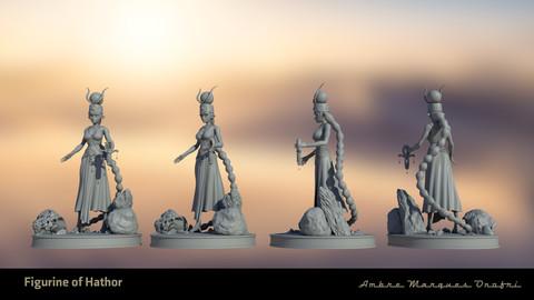 Hathor Figurine