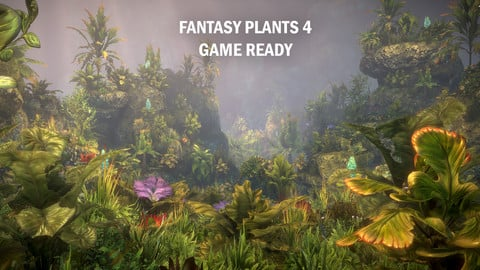 Fantasy plants 4