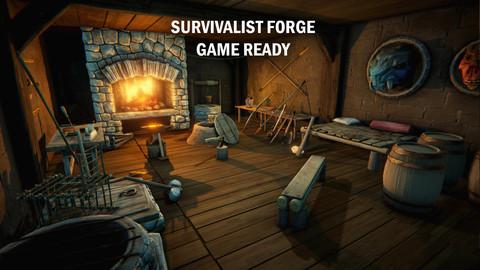 Survivalist forge