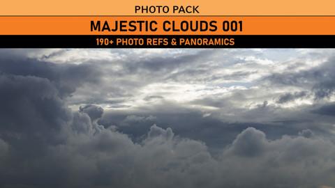 Majestic Clouds 001