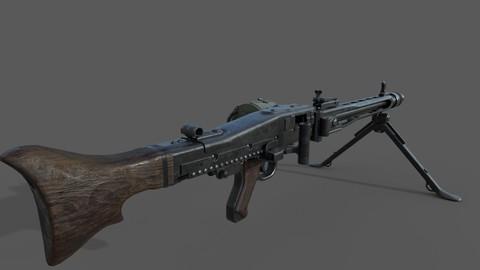 Maschinengewehr 42 MG-42