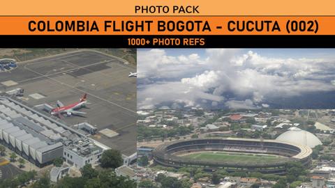 Colombia Flight Bogota - Cucuta (002)