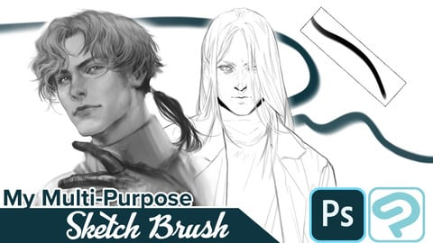 My Multi-Purpose Sketch Brush