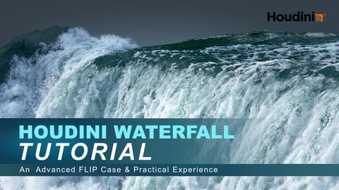 Houdini Waterfall Tutorial