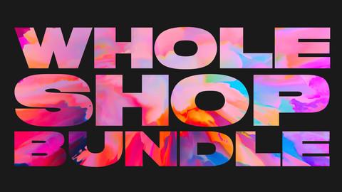 The Nickjaykdesign Whole Shop Bundle - All Products