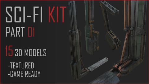 Sci-Fi Kit: Part 01