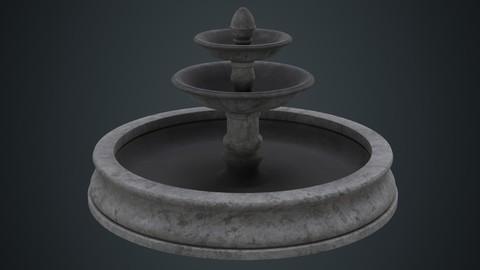 Fountain 1B
