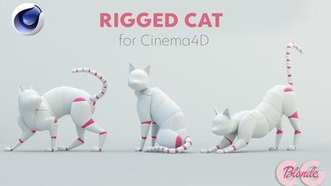 Cat Rig for Cinema 4D