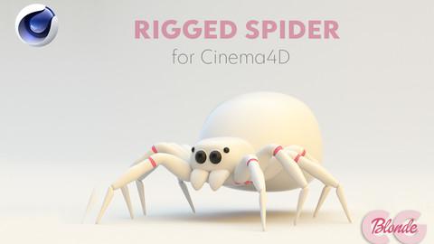 Spider Rig for Cinema 4D
