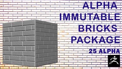 Apha brick simulation