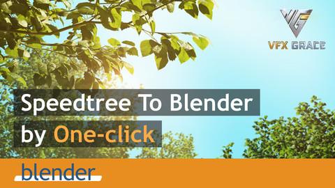 Blender Addon   SpeedTree Import Helper