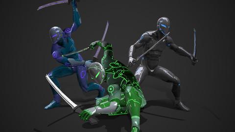 Cyborg Ninja Killer