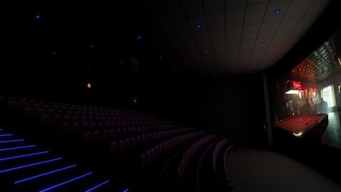 Cinema & Real Time GI