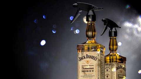 Jack Daniels Water Sprayer