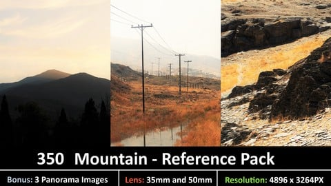 Mountain - Reference Pack