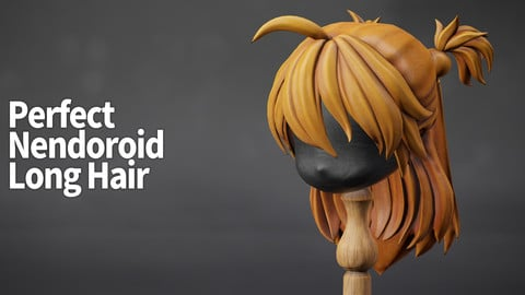 Long Hair for Nendoroid