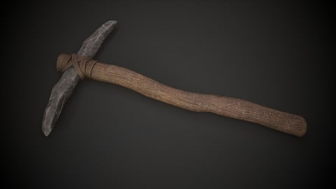 Primative Pickaxe