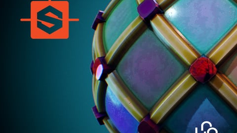 Substance Designer Tutorial - Stylized Window