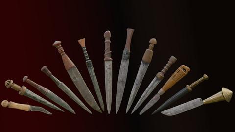 Daggers Pack