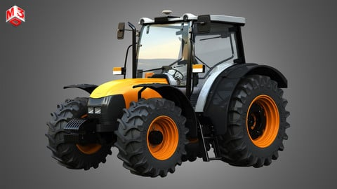 ST MAX 105 Tractor