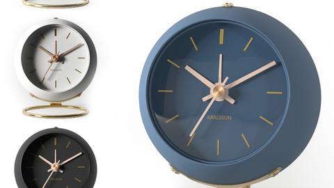 Karlsson_Alarm Clock Globe