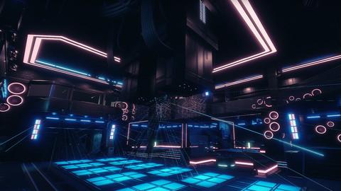 Cyberpunk Nightclub - Unreal Engine 4