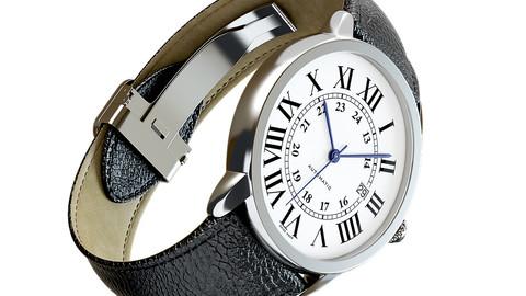 Luxury Wristwatch 01