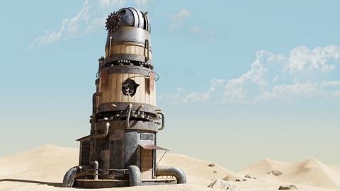 Sci-fi Observatory