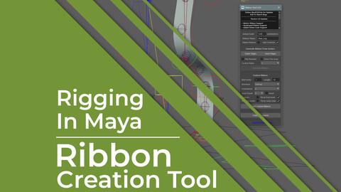 Ribbon Creation Tool