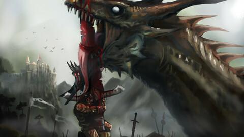 dragon slayer conan