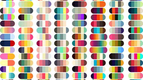 Color Palette 68 for Clip Studio Paint and Ex