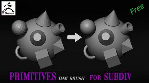 IMM Primitives for Subdiv